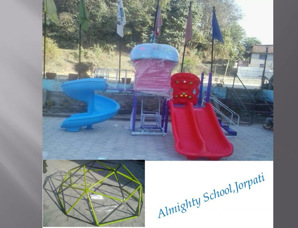 Almighty School,Jorpati